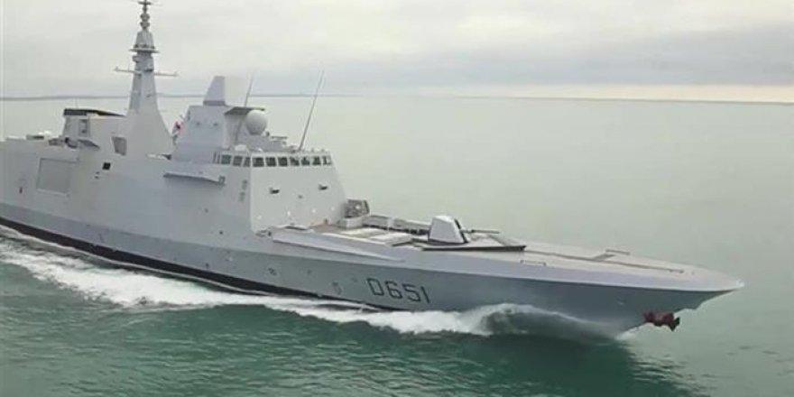 Fransa'dan FREMM'lere yeni SAM füzeleri
