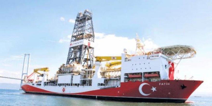 Fatih, ay sonu Akdeniz'de ilk sondajına başlayacak