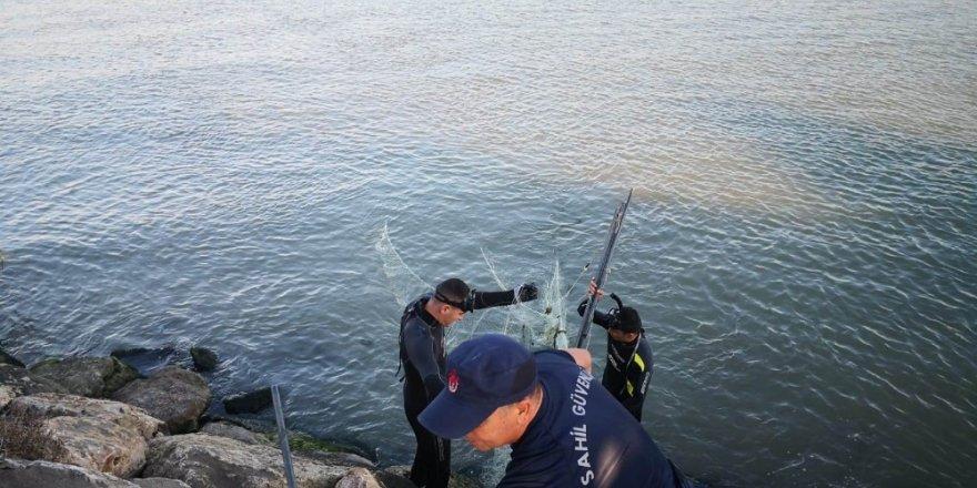 Yasa dışı avcıları droneler tespit etti