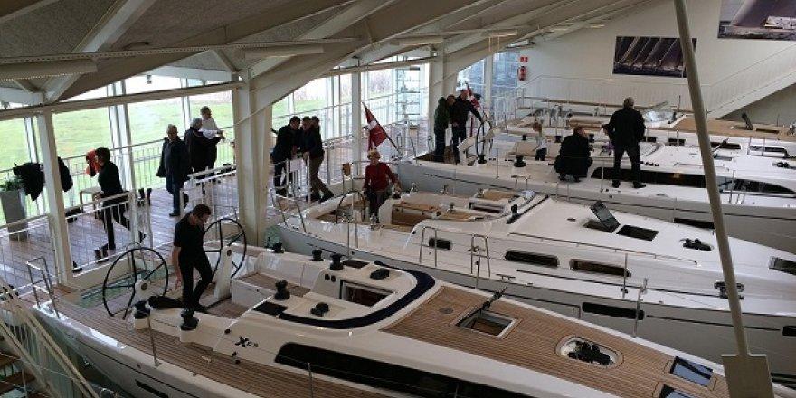 X-Yachts In-House Boat Show etkinliği başlıyor