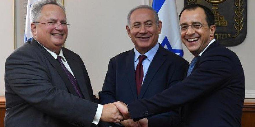 'İsrail, Yunanistan ve Rumları uyardı' iddiası