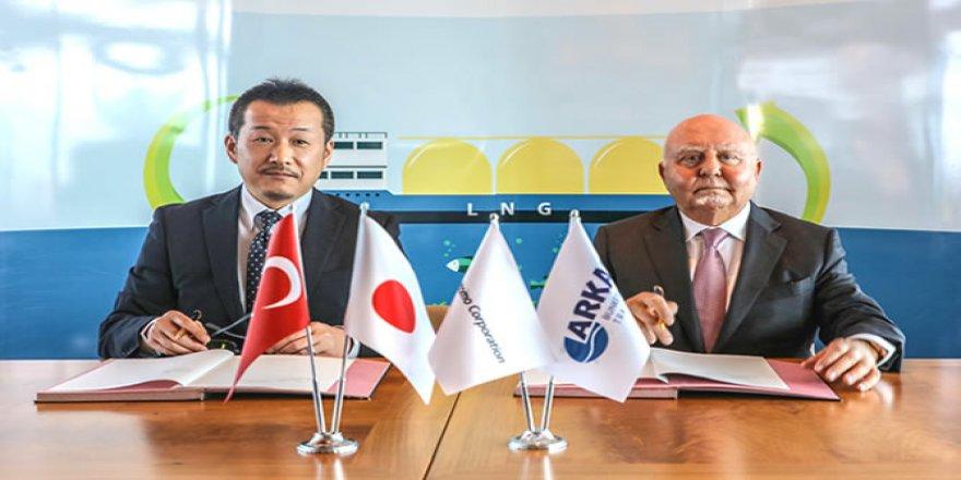 Arkas Petrol ve Sumitomo'dan, 'geleceğin yakıtı' için imza