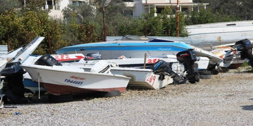 Bodrum'da yüzlerce tekne hurdaya gidiyor