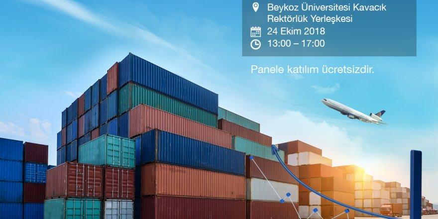 Lojistik nereye gidiyor, Beykoz'da konuşulacak