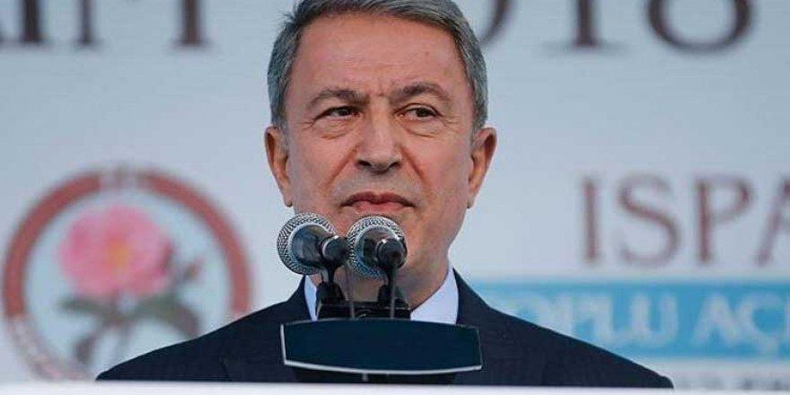 Akar: Akdeniz ve Ege'de oldu bittiye izin vermeyiz