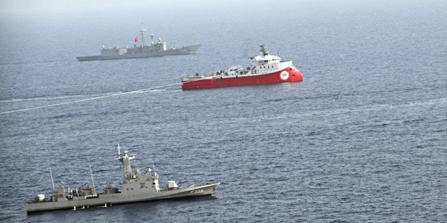 Ege ve Akdeniz'de angajman kuralları değişiyor