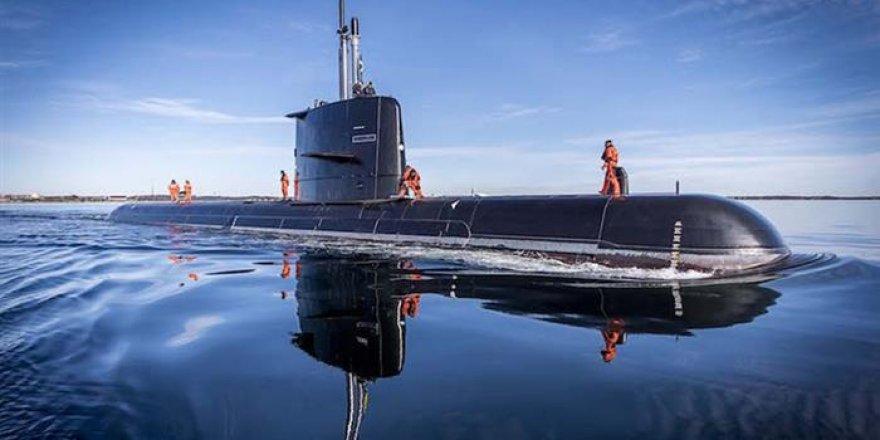 HMS Gotland, ilk testler için denize açıldı