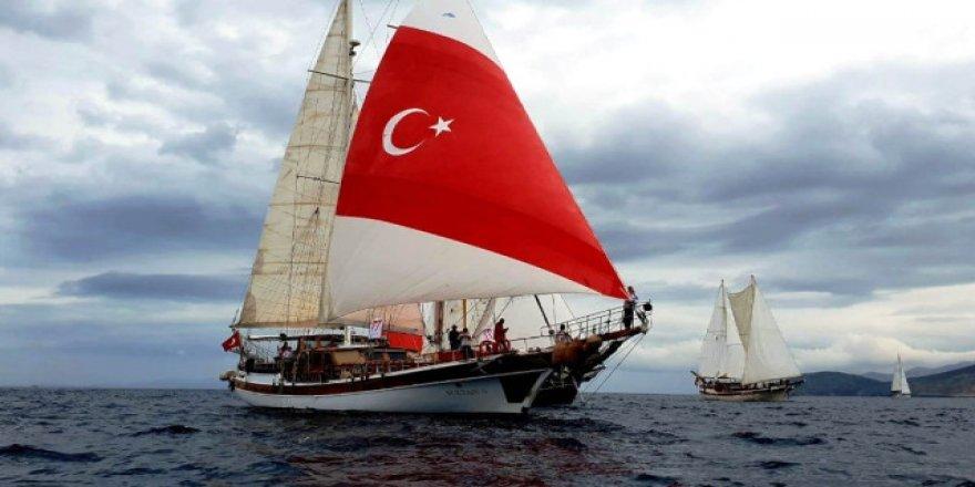Bin 500 Türk, Leros Adası'nda mahsur kaldı