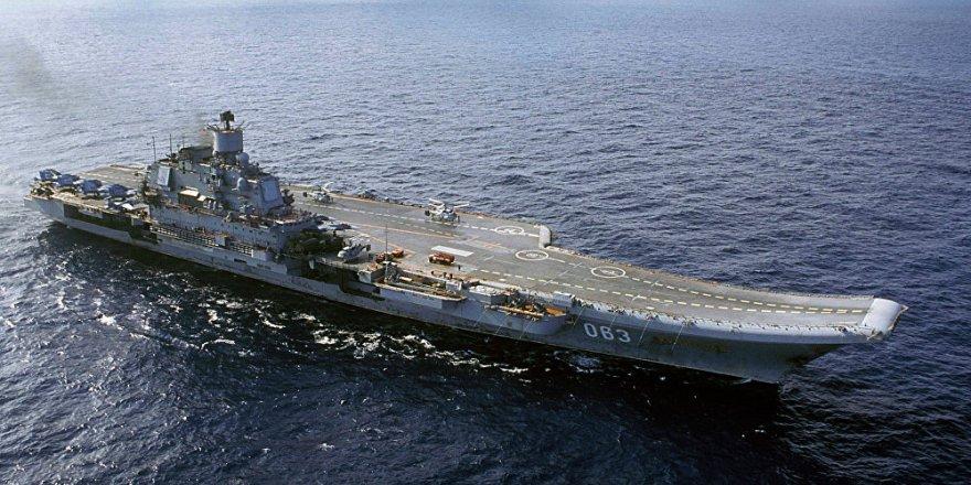 Rusya yeni bir uçak gemisi için harekete geçti