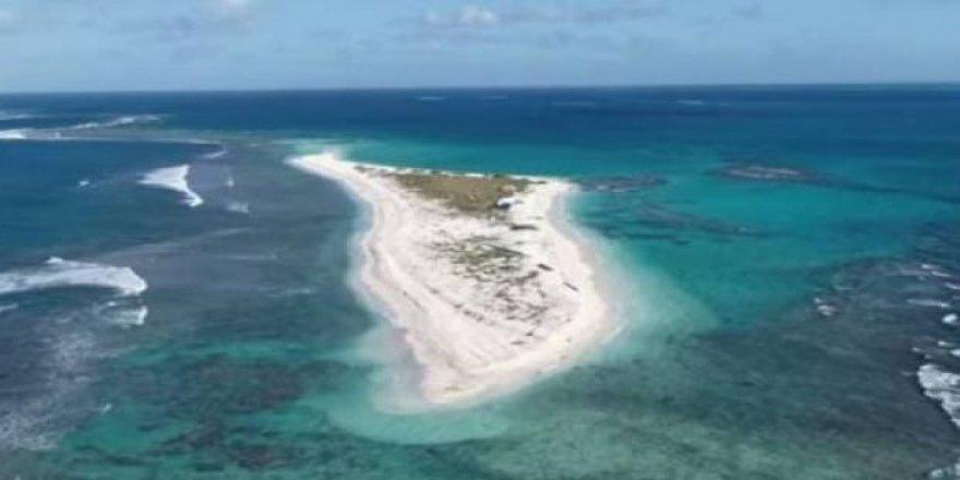 Walaka kasırgası sonrası bir ada yok oldu