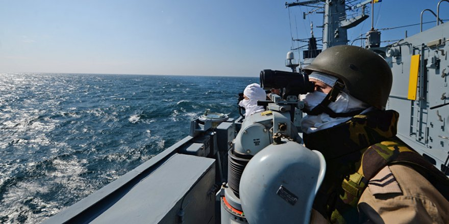 'Türkiye Doğu Akdeniz ve Ege'den uzak tutuldu'