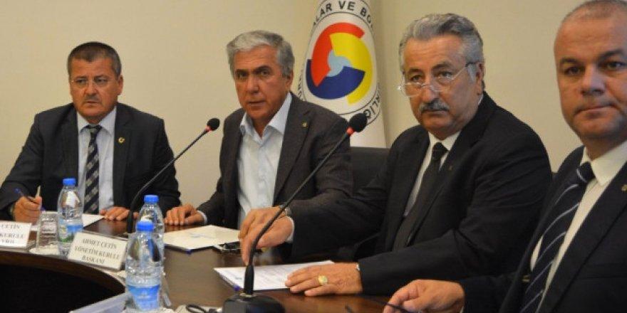 DTO Antalya Kasım ayında çok yoğun