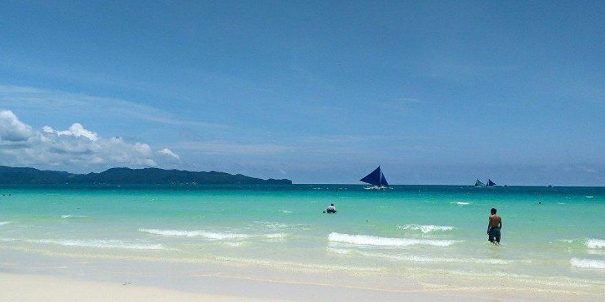 Turizme yeniden açılan Boracay'da 'sıkıyönetim'