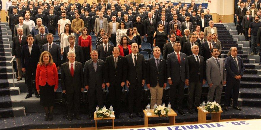 DEÜ Denizcilik Fakültesi 30.yılını kutladı