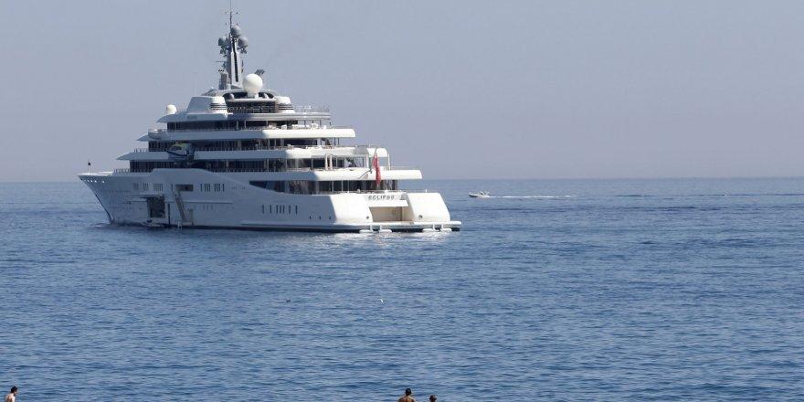 Rus milyarder Abramovich yatını satışa çıkardı