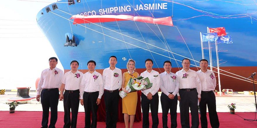 Cosco Shipping Türkiye'ye büyük jest