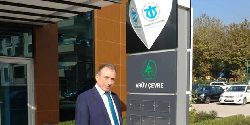 Kenan Mintaş, DTO Kocaeli Genel Sekreteri oldu