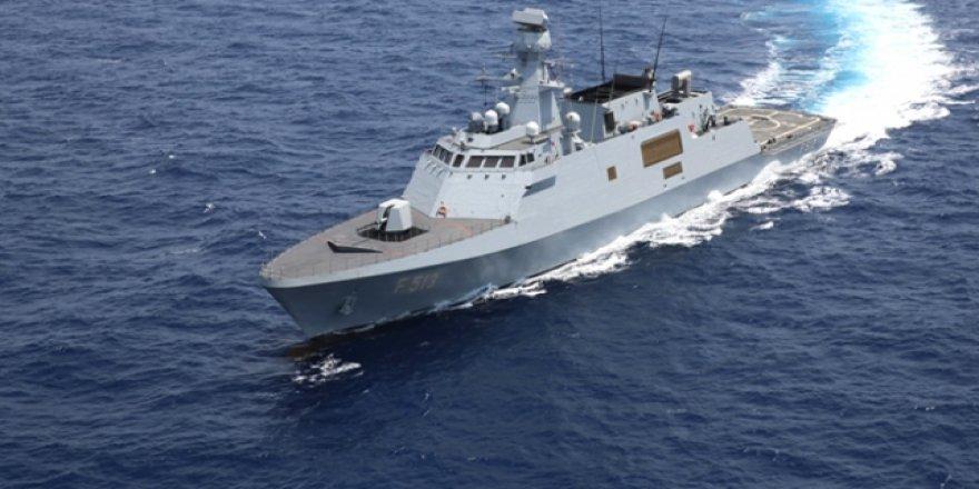 TCG Burgazada,Türk donanmasının envanterinde