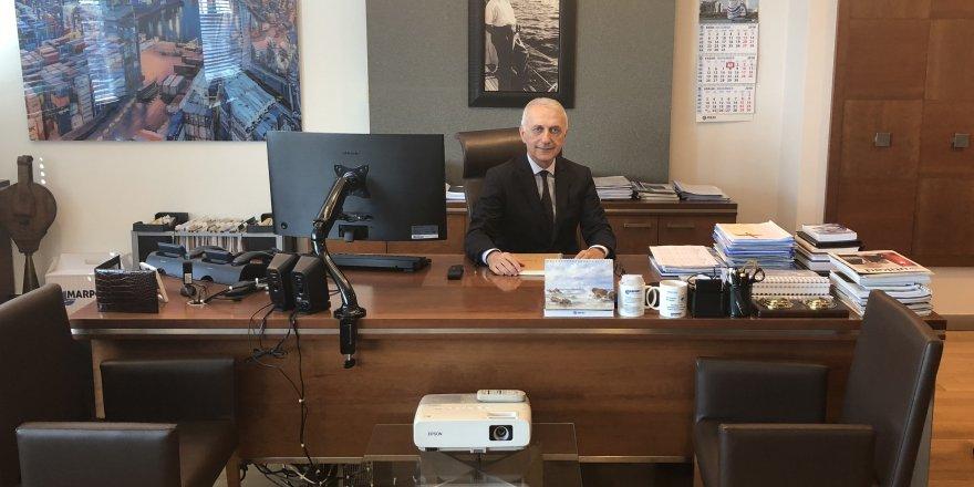 TÜRKLİM'de başkanlık koltuğu Genç'e emanet