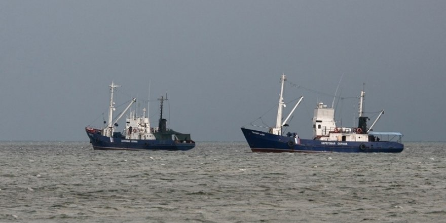 Rusya 6 ayda 100'den fazla gemiyi alıkoydu