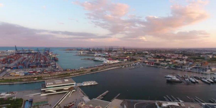 Valencia Limanı'da Blockchain Sistemine geçti