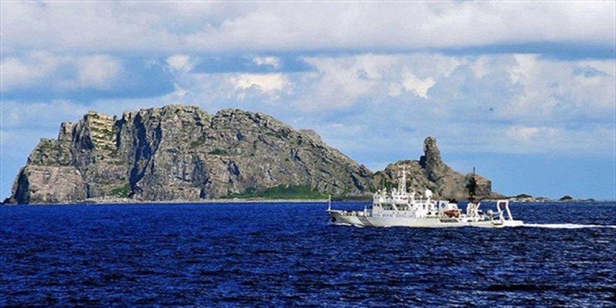 Filipinler ile Çin arasında Güney Çin Denizi gerilimi