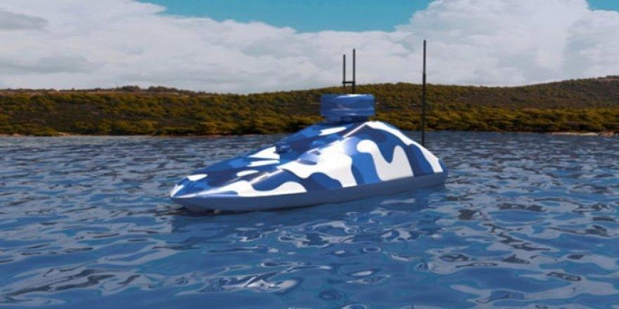 Milli insansız deniz aracı İDA görücüye çıkıyor
