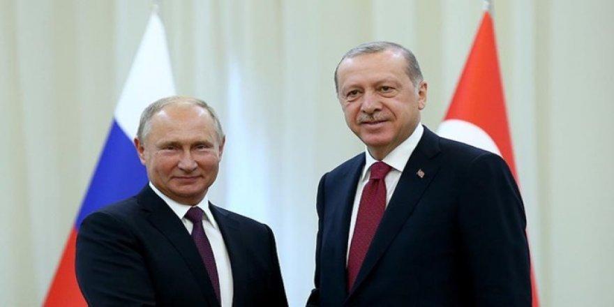 Putin, Türk Akımı için İstanbul'a geliyor