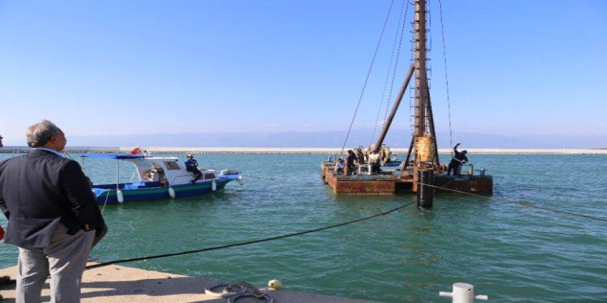 Burhaniye Yat Limanı kapasite artırıyor