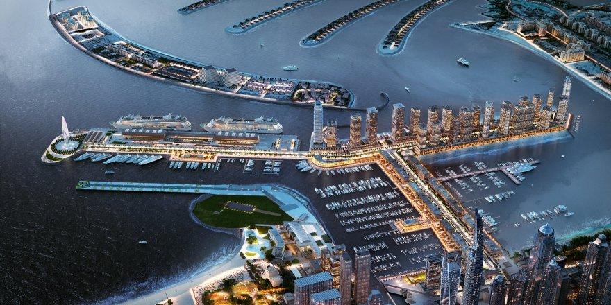Dubai, lüks yat marinalarının başkenti olmaya aday