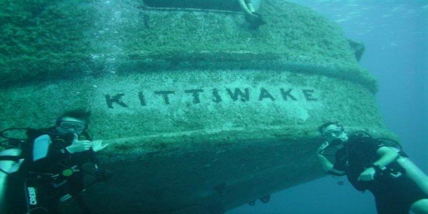 Adrenalini sevenlerin adresi: USS Kittiwake