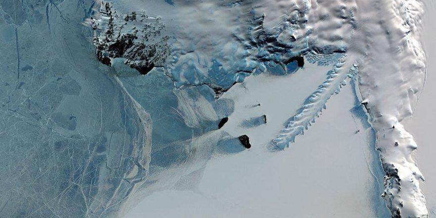 Eski kıtaların izlerine Antarktika'da rastlandı