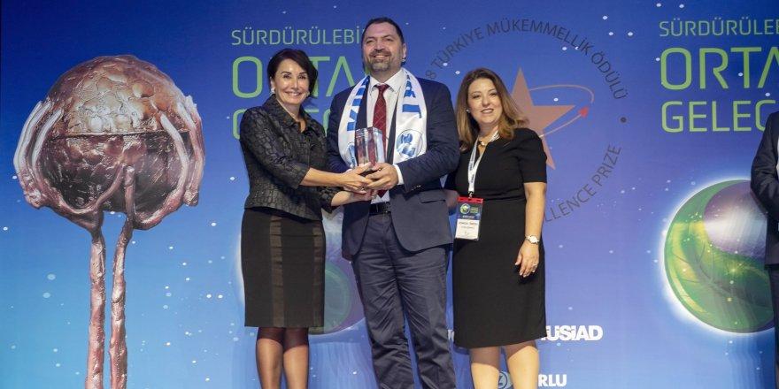 Kumport, EFQM Türkiye Mükemmellik Ödülü'nü Aldı