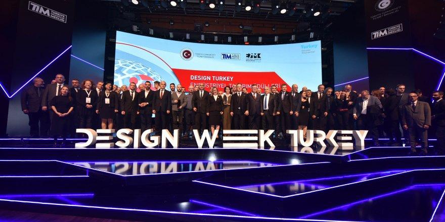 Design Turkey Endüstriyel Tasarım Ödülleri 7. Kez sahiplerini buldu