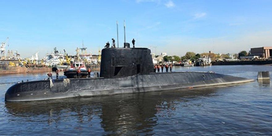 44 kişiye mezar olan denizaltı için ilk suçlama