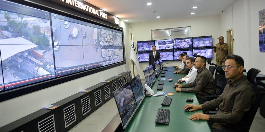 MIP'da CCTV Yönetim Merkezi hizmete girdi