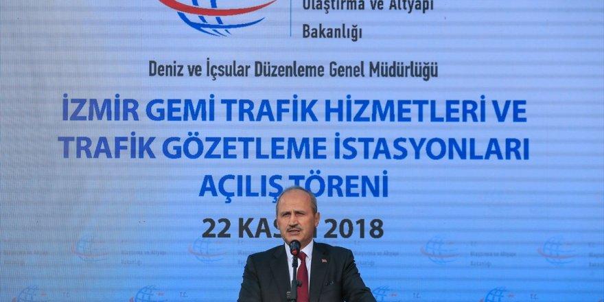 İzmir Gemi Trafik Hizmetleri ve Gözetleme İstasyonu açıldı