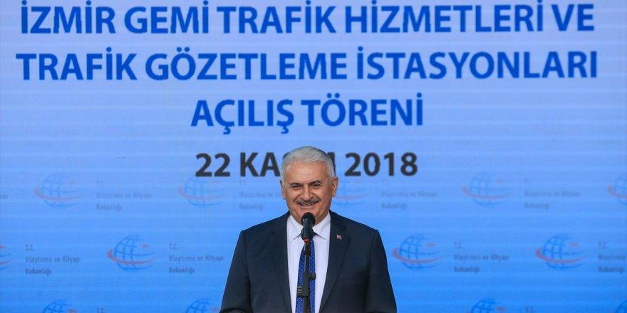 Yıldırım: Türk Milleti denizci bir millettir