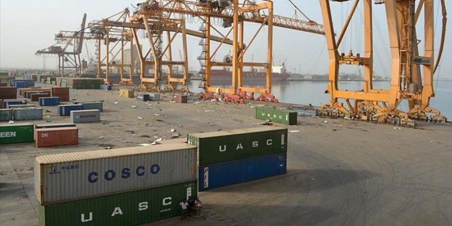 Husiler'den, Hudeyde'deki liman gelirleri için teklif