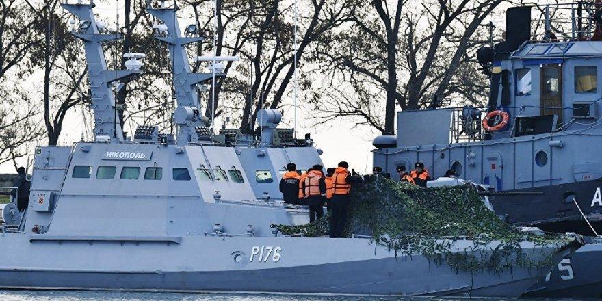 NATO: Ukrayna gemileri ve askerleri bırakılsın