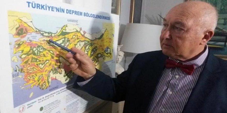 """''İstanbul'da bir değil en az 3 kez deprem olacak"""""""