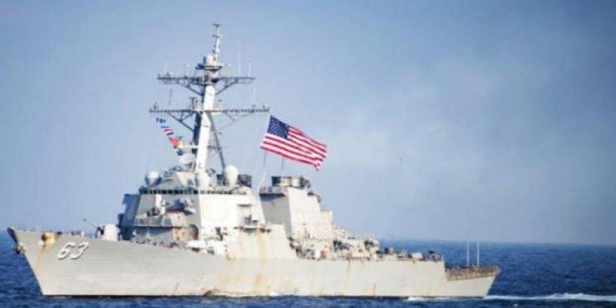 Çin'den ABD'ye Tayvan Boğazı tepkisi