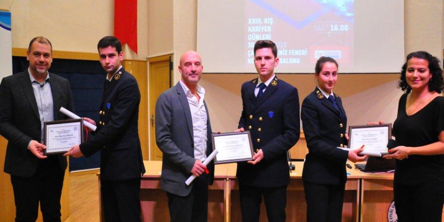 DEÜ Denizcilik Fakültesi Kış Kariyer Günleri başladı
