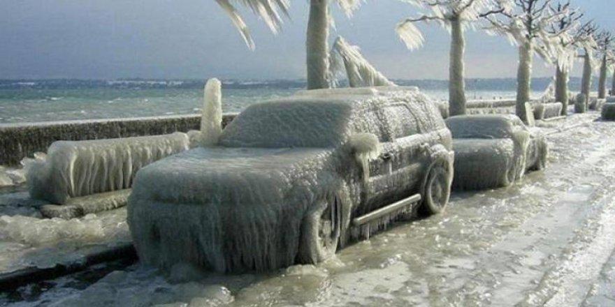 Mini buz çağı yakında başlayabilir