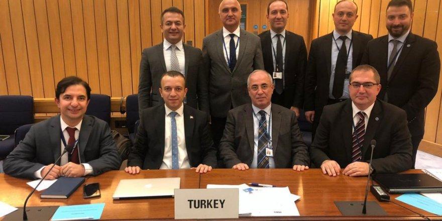 Türk Loydu, IMO'dan GBS onayı aldı