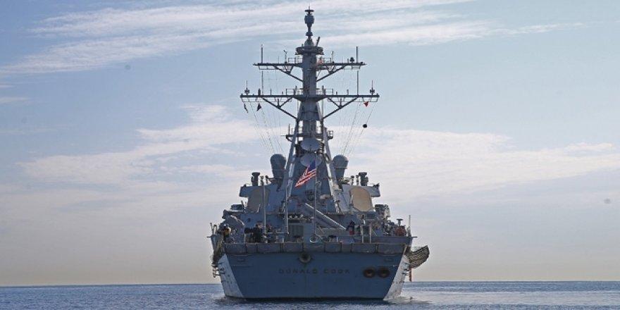 ABD'nin Karadeniz'e savaş gemisi gönderecek