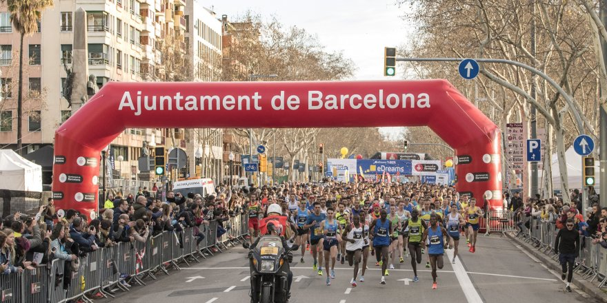 Global Run, 2019'da Barselona'da koşulacak