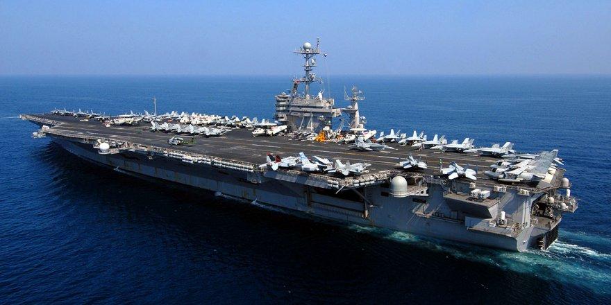 USS John C. Stennis, Basra Körfezi'ne geri dönüyor