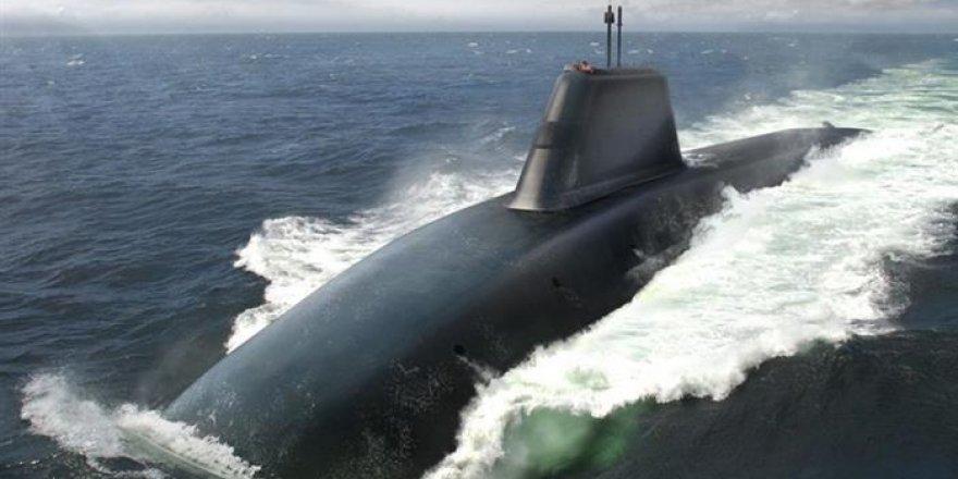 Kraliyet Donanması'na 'yürekli' denizaltı