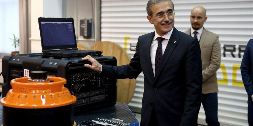 Dalgıç Tespit Sonarı Anadolu LHD'da kullanılacak
